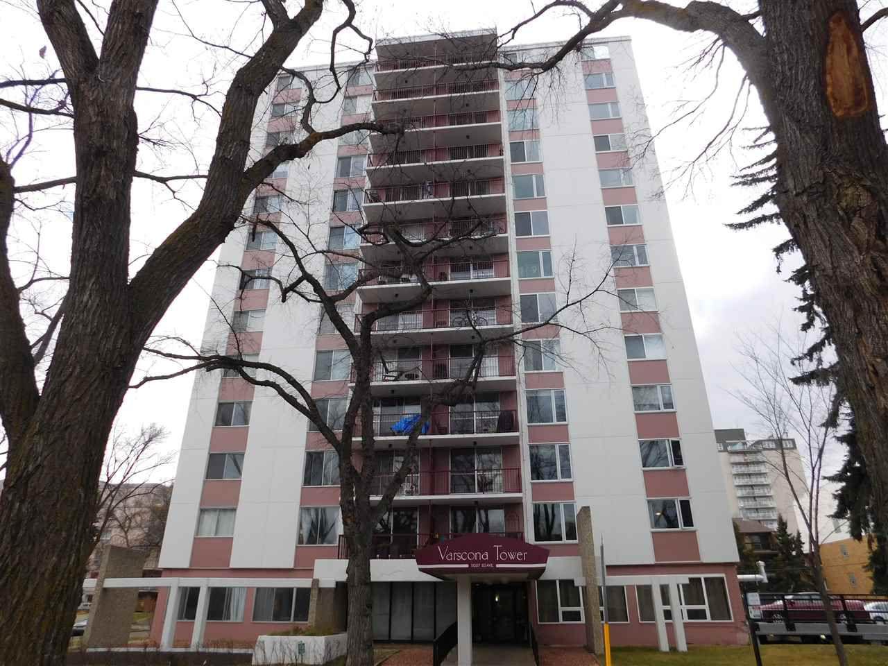 Main Photo: 501 11007 83 Avenue NW in Edmonton: Zone 15 Condo for sale : MLS®# E4135827