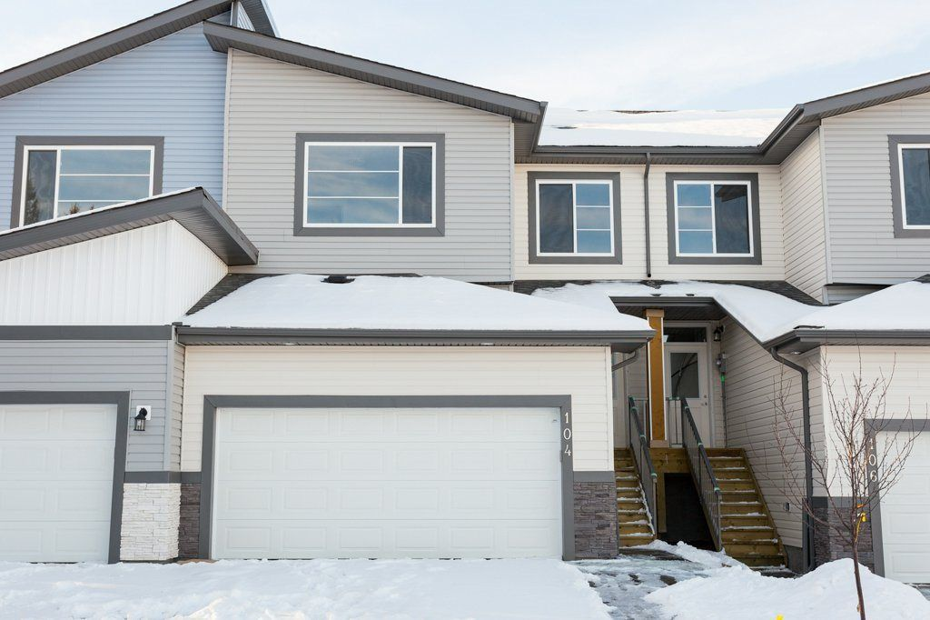 Main Photo: 104 AWENTIA Street: Leduc Attached Home for sale : MLS®# E4138229