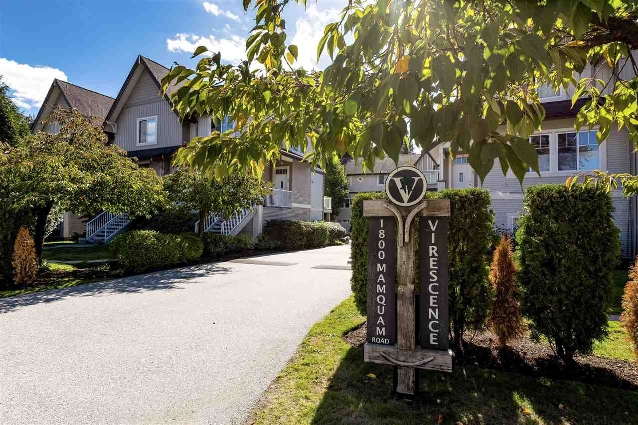 "Main Photo: 34 1800 MAMQUAM Road in Squamish: Garibaldi Estates Townhouse for sale in ""VIRESCENCE"" : MLS®# R2331107"