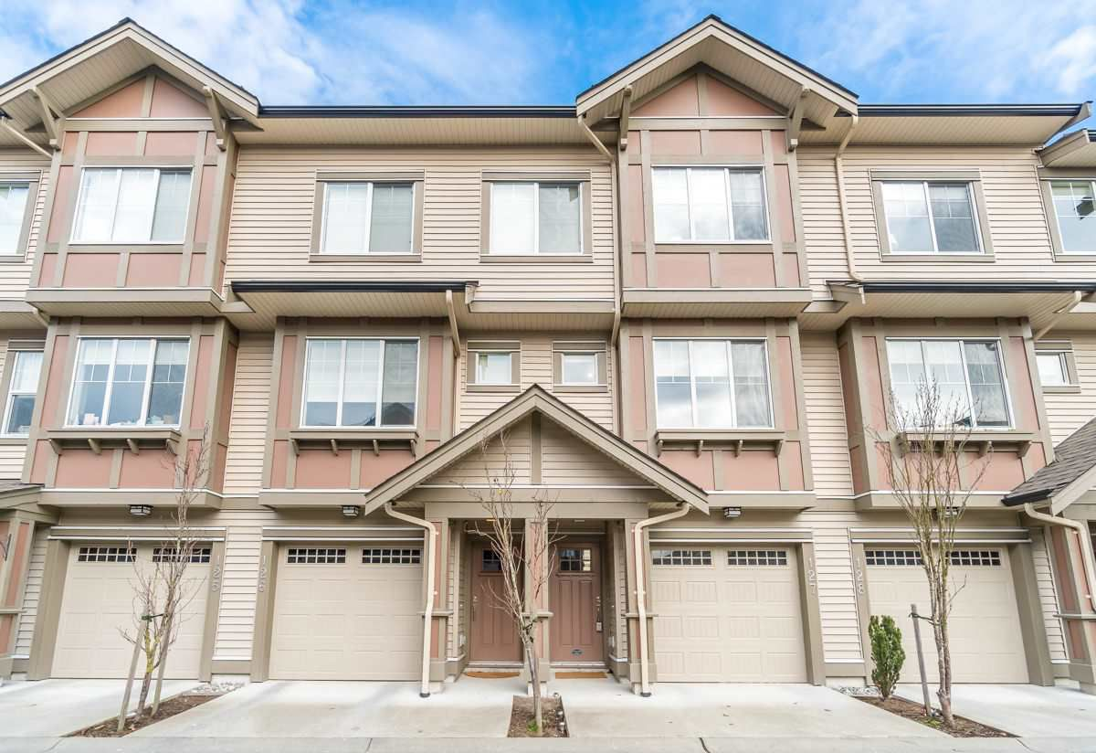 """Main Photo: 127 10151 240 Street in Maple Ridge: Albion Townhouse for sale in """"Albion Station"""" : MLS®# R2335940"""