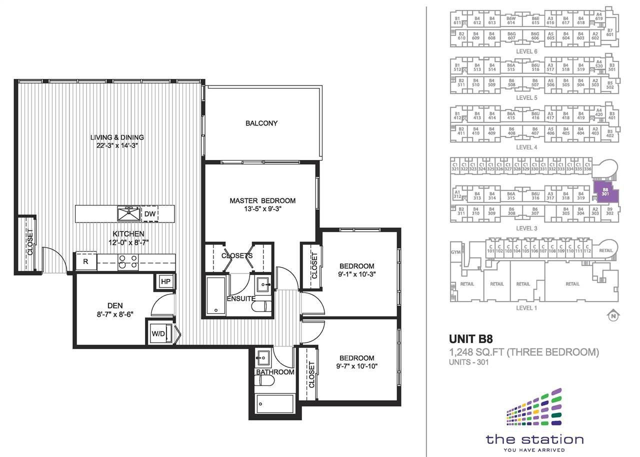 """Main Photo: 301 95 MOODY Street in Port Moody: Port Moody Centre Condo for sale in """"THE STATION"""" : MLS®# R2362357"""