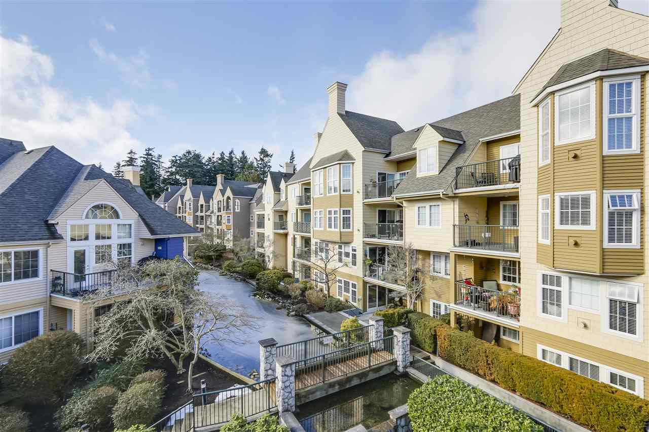 """Main Photo: 405 1369 56 Street in Delta: Cliff Drive Condo for sale in """"WINDSOR WOODS """"THE OXFORD"""""""" (Tsawwassen)  : MLS®# R2369952"""