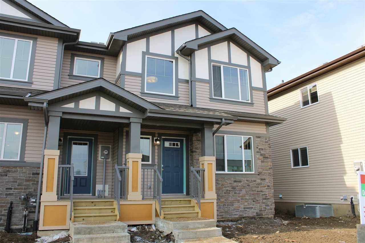 Main Photo: 2107 16 Avenue in Edmonton: Zone 30 Attached Home for sale : MLS®# E4158022