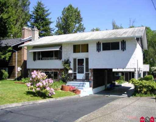 Main Photo: 1558 PARKER PL: White Rock House for sale (South Surrey White Rock)  : MLS®# F2509814