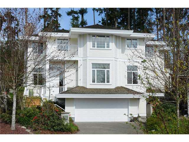 Main Photo: 6 EAGLE Crest in Port Moody: Heritage Mountain House for sale : MLS®# V857281