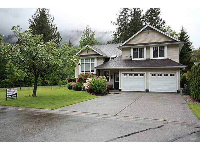 Main Photo: 457 NAISMITH Avenue: Harrison Hot Springs House for sale : MLS®# H1402138