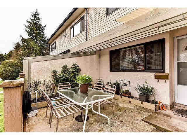 """Main Photo: 60 5211 204TH Street in Langley: Langley City Townhouse for sale in """"PORTAGE ESTATES"""" : MLS®# F1434816"""
