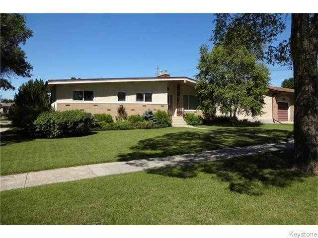 Main Photo: 56 Verbena Street in WINNIPEG: West Kildonan / Garden City Residential for sale (North West Winnipeg)  : MLS®# 1523280