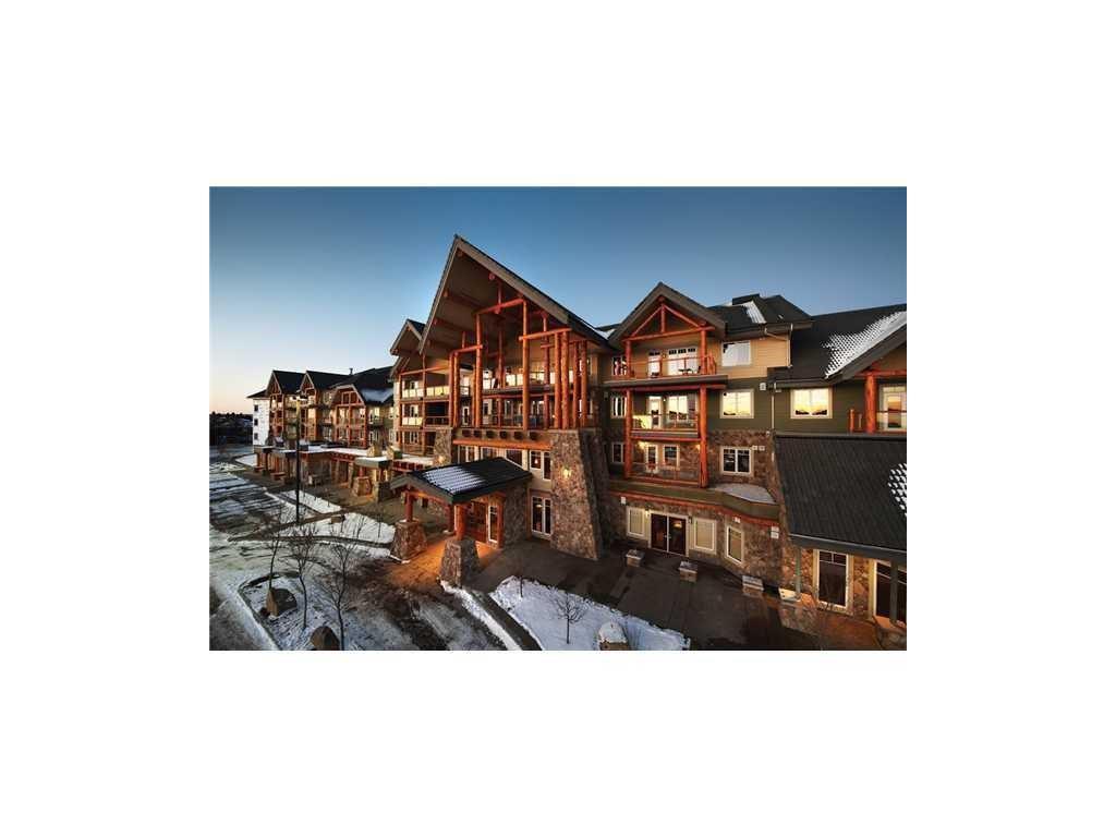 Main Photo: 2212 2330 Fish Creek Boulevard SW in Calgary: Evergreen Condo for sale : MLS®# C4046414
