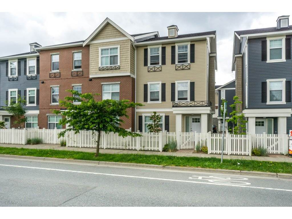 Main Photo: 301 32789 BURTON Avenue in Mission: Mission BC Townhouse for sale : MLS®# R2177756