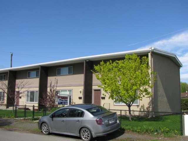 Main Photo: 1 282 PARK STREET in : North Kamloops Townhouse for sale (Kamloops)  : MLS®# 142209