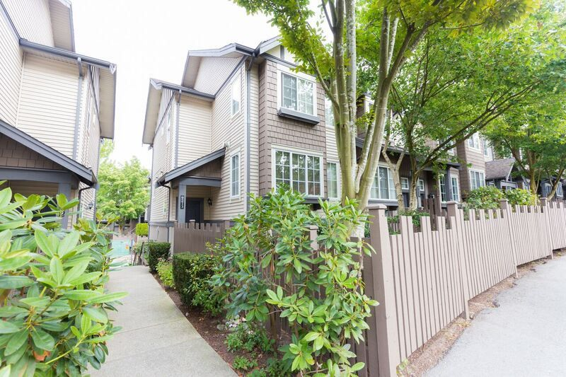 Main Photo: 9213 CAMERON STREET in Burnaby: Sullivan Heights Townhouse for sale (Burnaby North)  : MLS®# R2209119