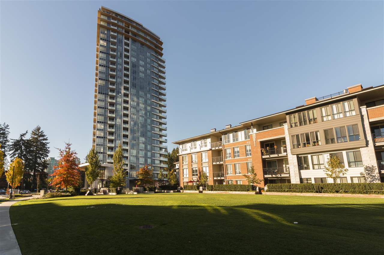 Main Photo: 801 3093 WINDSOR Gate in Coquitlam: New Horizons Condo for sale : MLS®# R2217424