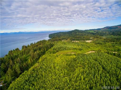 Main Photo: 9260 Invermuir Road in SHIRLEY: Sk West Coast Rd Land for sale (Sooke)  : MLS®# 366843