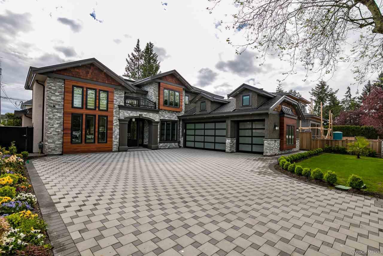 """Main Photo: 8600 FAIRFAX Crescent in Richmond: Seafair House for sale in """"Seafair"""" : MLS®# R2267544"""