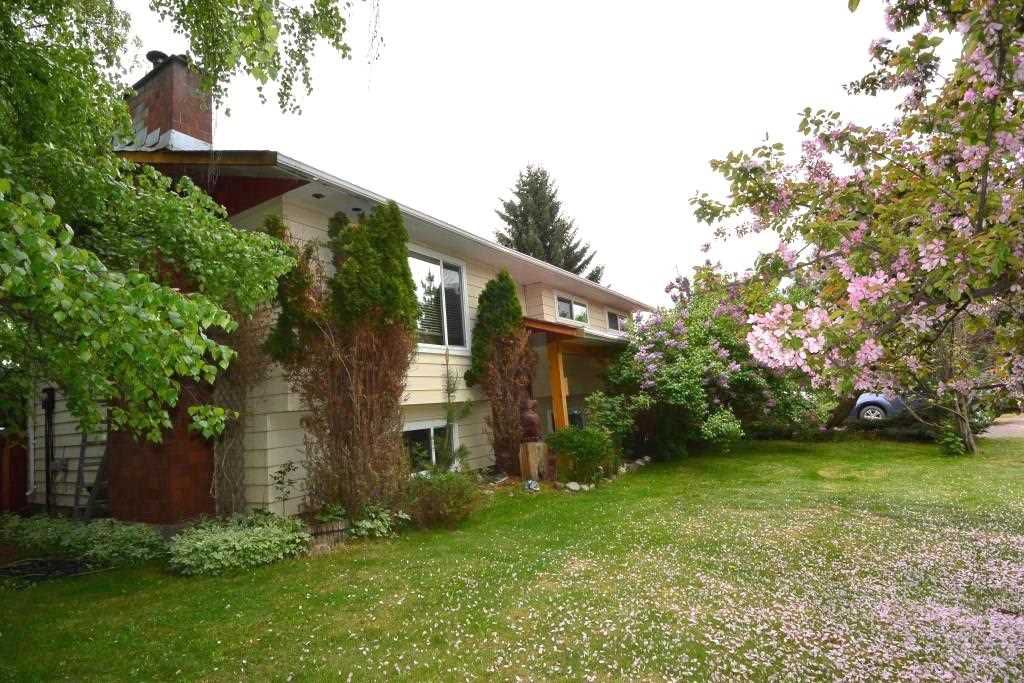 Main Photo: 1317 Babine Crescent   Wonderful family home in Smithers