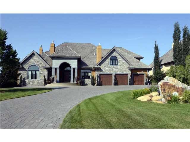 Main Photo: 37 Riverridge Road: Rural Sturgeon County House for sale : MLS®# E4125356