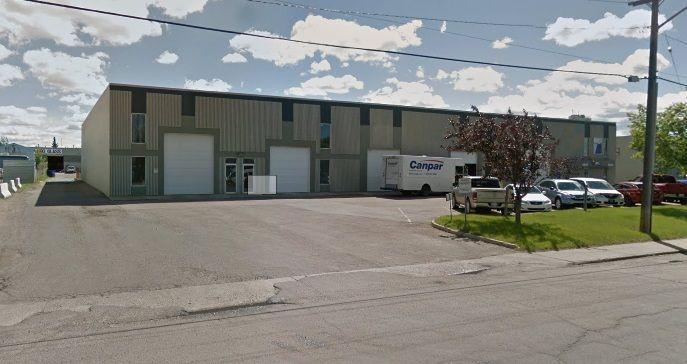 Main Photo: 4627 92 Avenue in Edmonton: Zone 42 Industrial for lease : MLS®# E4129346