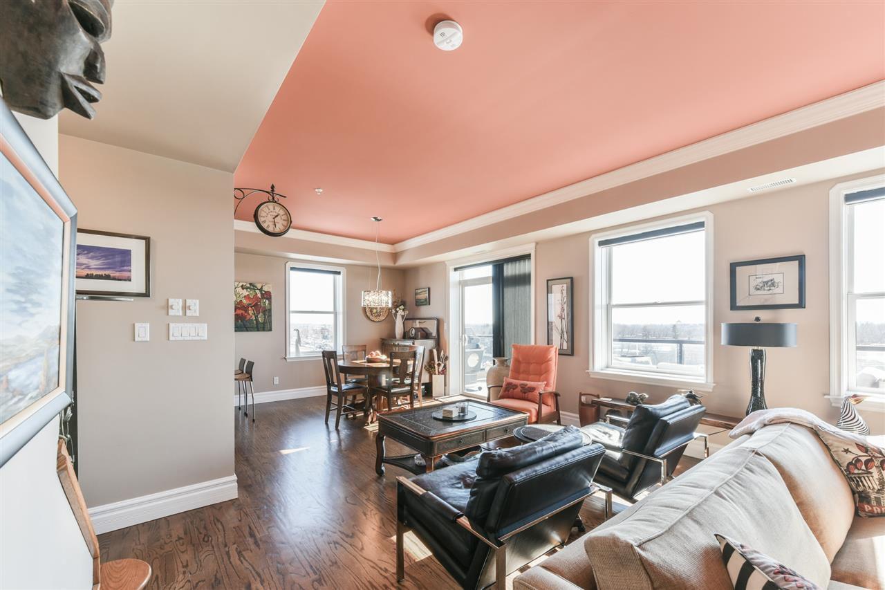 Main Photo: 503 10728 82 Avenue in Edmonton: Zone 15 Condo for sale : MLS®# E4133558