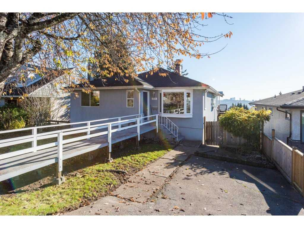 Main Photo: 865 CALVERHALL Street in North Vancouver: Calverhall House for sale : MLS®# R2323098