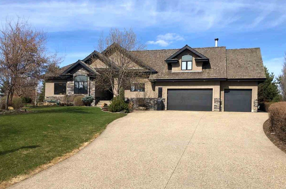 Main Photo: 11 RIVERRIDGE Road: Rural Sturgeon County House for sale : MLS®# E4146060