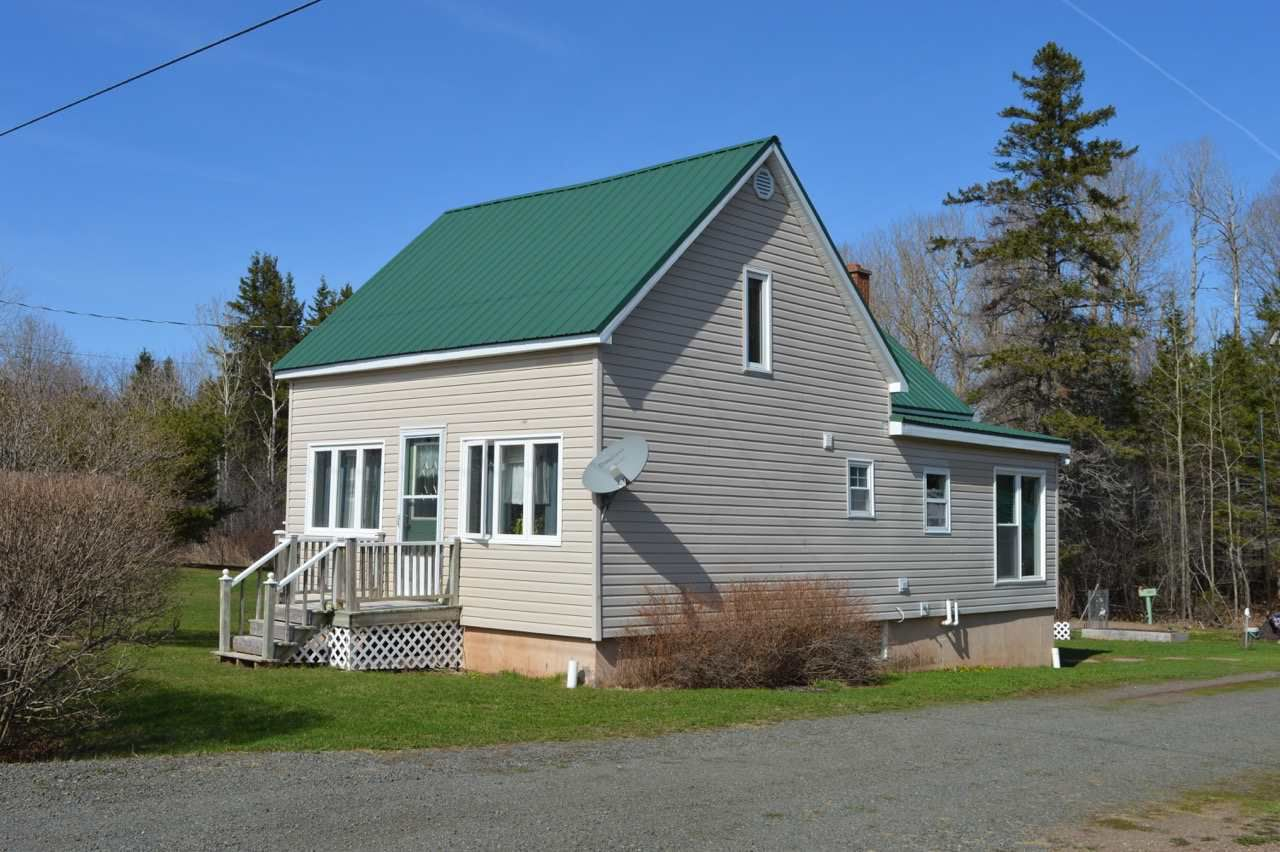 Main Photo: 3914 Highway 326 in Brule: 103-Malagash, Wentworth Residential for sale (Northern Region)  : MLS®# 201908792