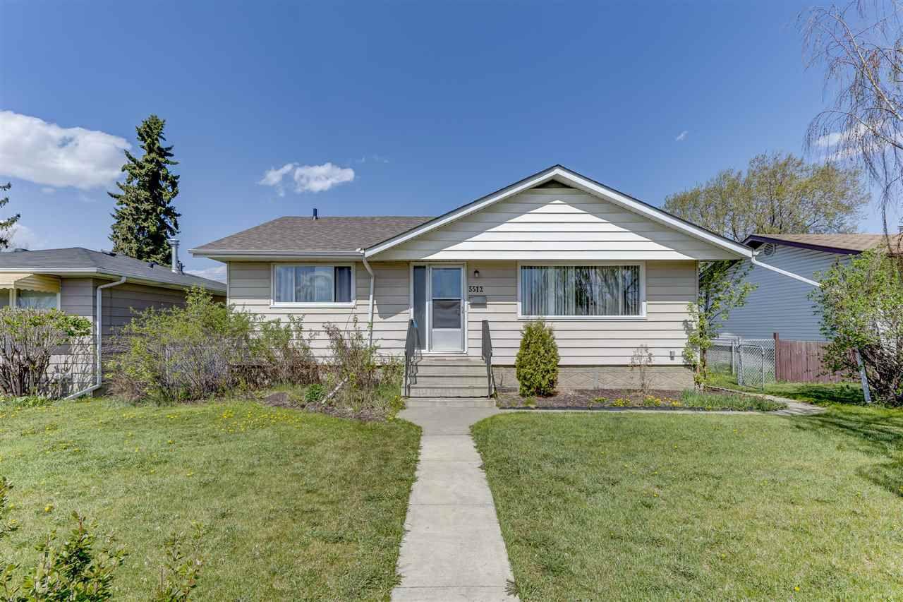 Main Photo: 5512 101 Avenue in Edmonton: Zone 19 House for sale : MLS®# E4156785