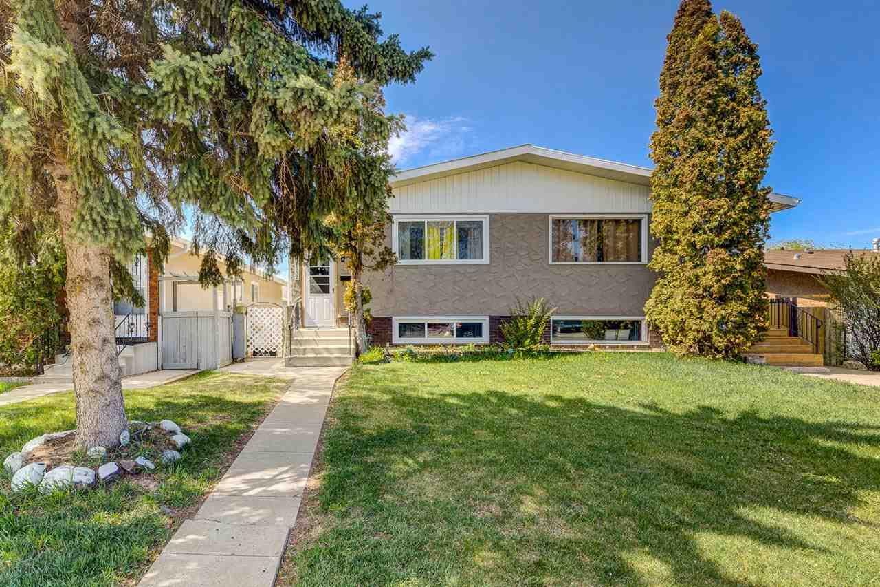 Main Photo: 10532 151 Street in Edmonton: Zone 21 House Half Duplex for sale : MLS®# E4156886
