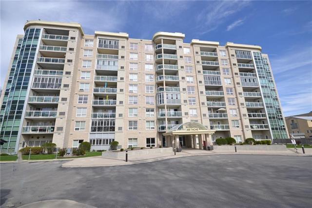 Main Photo: 703 500 Tache Avenue in Winnipeg: St Boniface Condominium for sale (2A)  : MLS®# 1911169