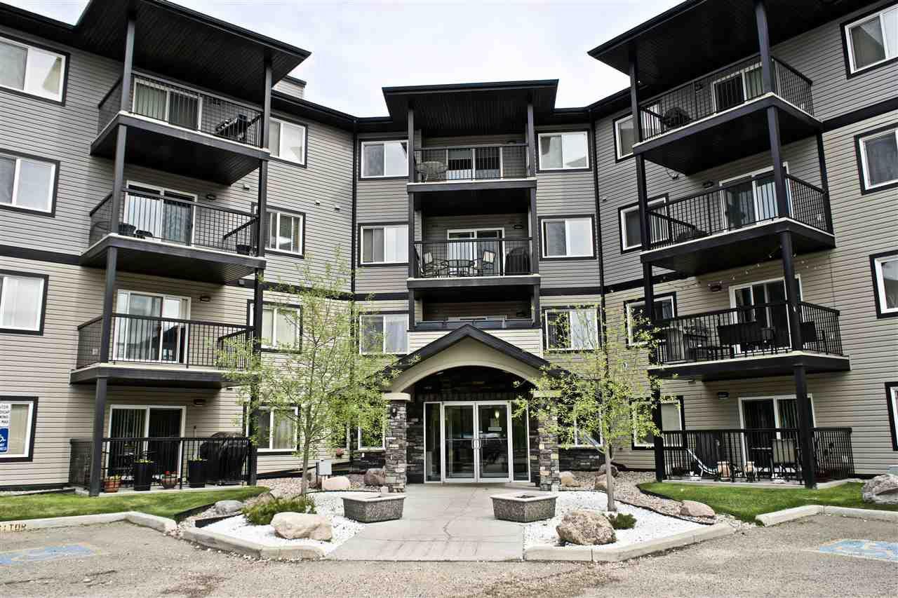 Main Photo: 314 5951 165 Ave in Edmonton: Zone 03 Condo for sale : MLS®# E4157476