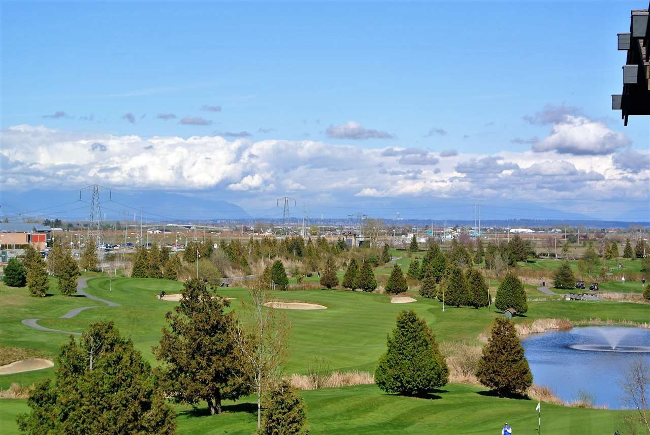 Main Photo: 409 4977 SPRINGS Boulevard in Delta: Cliff Drive Condo for sale (Tsawwassen)  : MLS®# R2383740