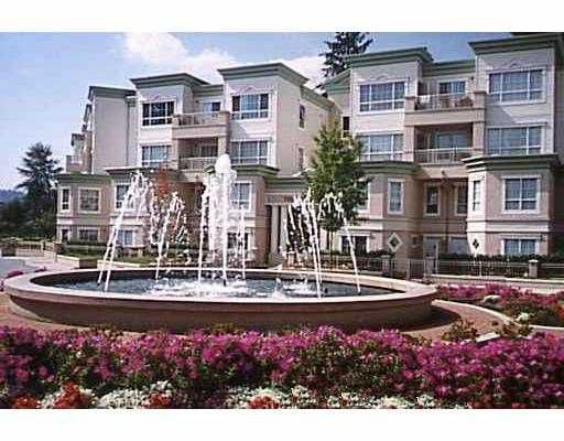 """Main Photo: 318 2960 PRINCESS CR in Coquitlam: Canyon Springs Condo for sale in """"THE JEFFERSON"""" : MLS®# V560120"""