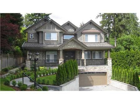 Main Photo: 8035 GOVERNMENT RD in Burnaby: House for sale (Government Road)  : MLS®# V861244