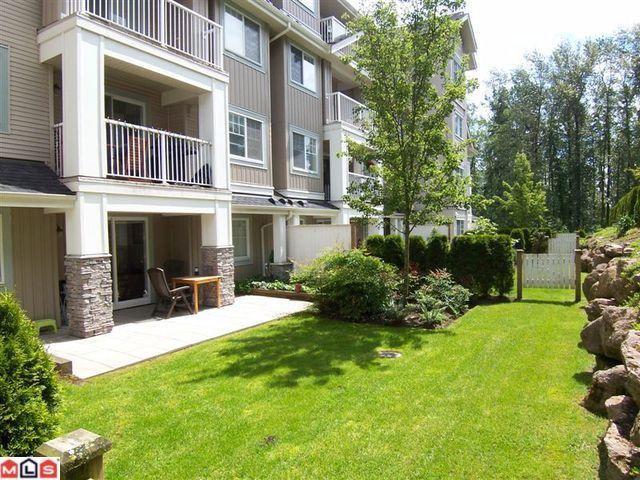 Main Photo: 106 19366 65 Avenue in Surrey: Clayton Condo for sale (Cloverdale)  : MLS®# F1015648