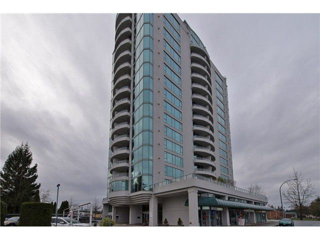 "Main Photo: 701 32330 S FRASER Way in Abbotsford: Abbotsford West Condo for sale in ""Town Center Tower"" : MLS®# F1435777"