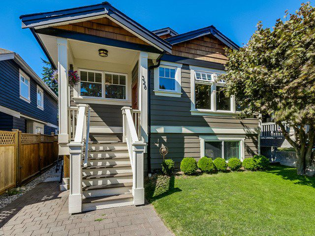 Main Photo: 328 W 26TH Street in North Vancouver: Upper Lonsdale House for sale : MLS®# V1132566