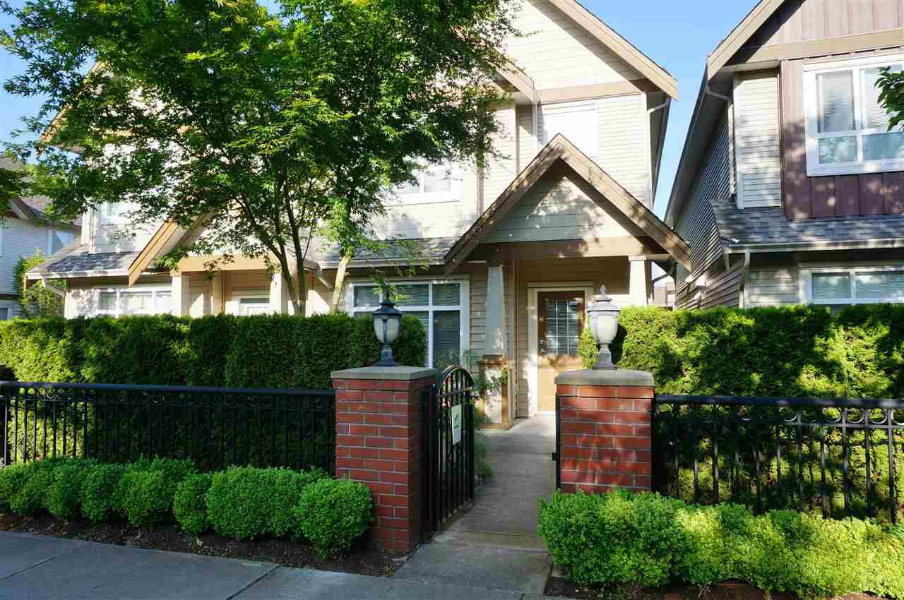 2 7788 ASH Street in Richmond: McLennan North Townhouse for sale in