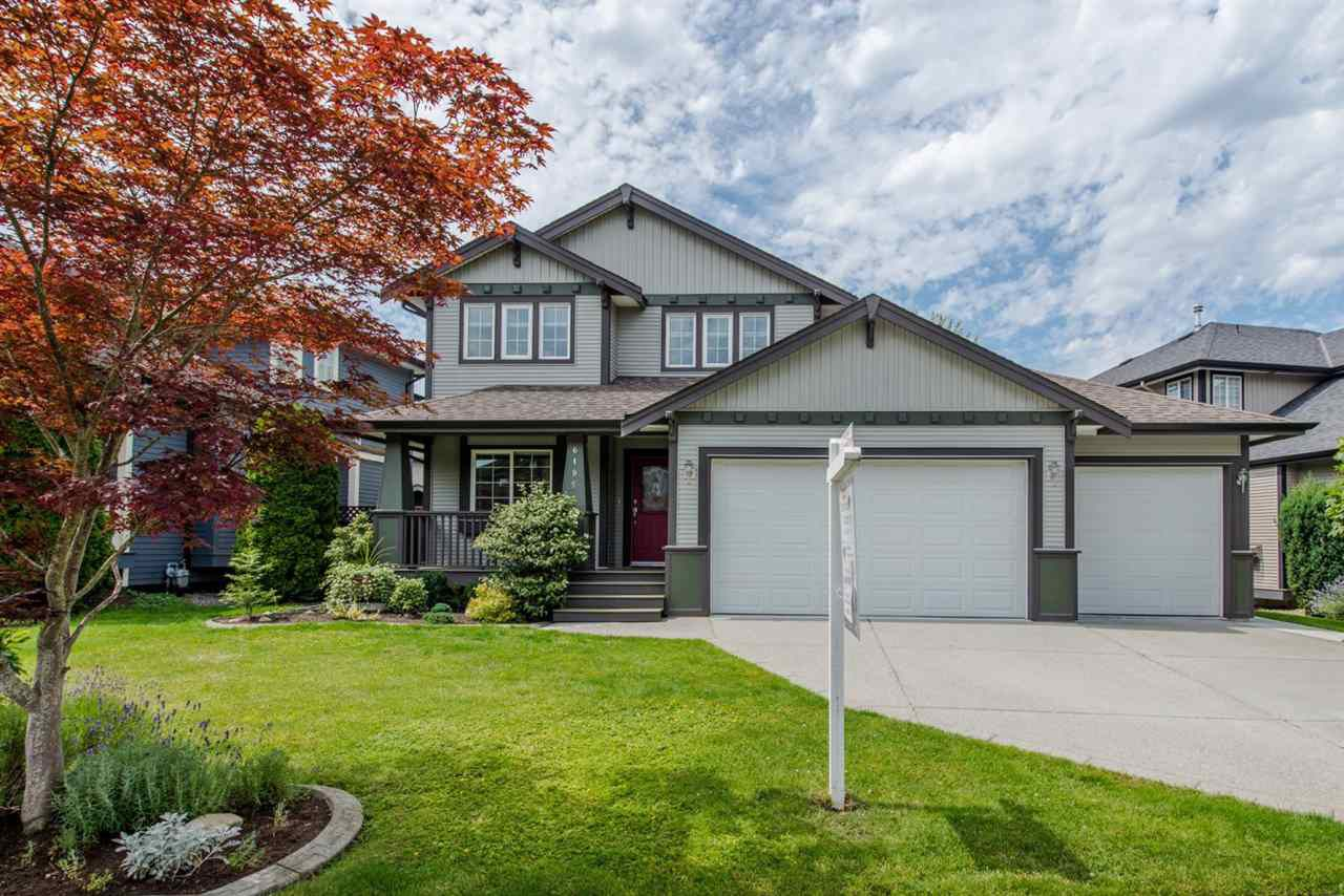"Main Photo: 6195 167A Street in Surrey: Cloverdale BC House for sale in ""West Cloverdale"" (Cloverdale)  : MLS®# R2084607"