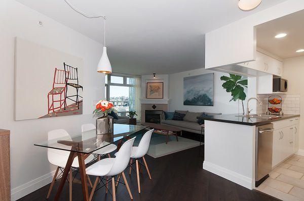 "Main Photo: 605 189 DAVIE Street in Vancouver: Yaletown Condo for sale in ""AQUARIUS 111"" (Vancouver West)  : MLS®# R2099848"