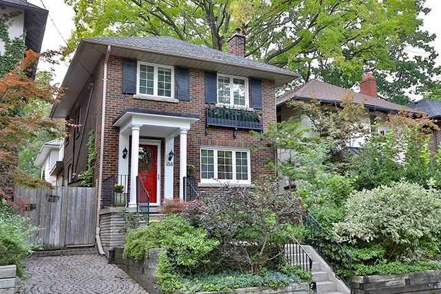 Main Photo: 188 Hudson Drive in Toronto: Rosedale-Moore Park House (2-Storey) for sale (Toronto C09)  : MLS®# C3617625
