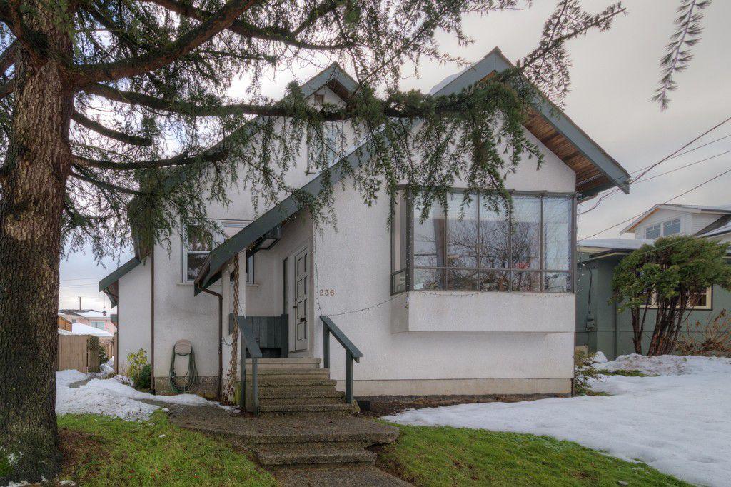 "Main Photo: 236 OSBORNE Avenue in New Westminster: GlenBrooke North House for sale in ""GLENBROOKE NORTH"" : MLS®# R2130575"