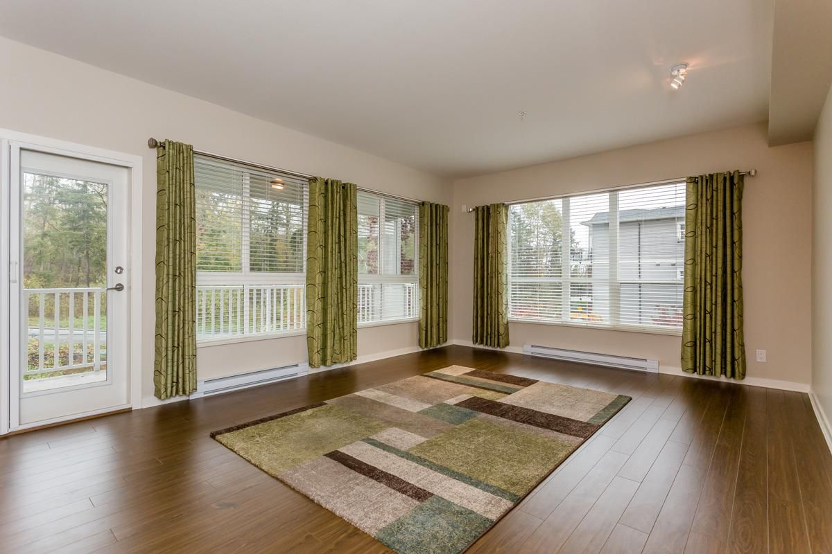 "Main Photo: 305 6460 194 Street in Surrey: Clayton Condo for sale in ""Waterstone"" (Cloverdale)  : MLS®# R2132269"