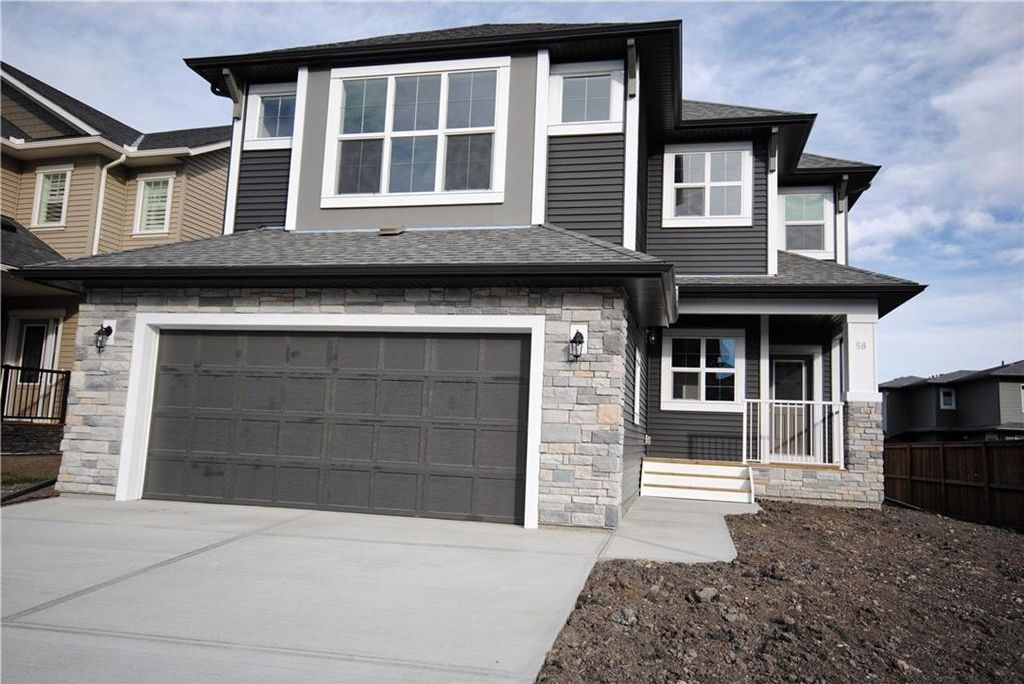 Main Photo: 58 CANALS Close SW: Airdrie House for sale : MLS®# C4108253