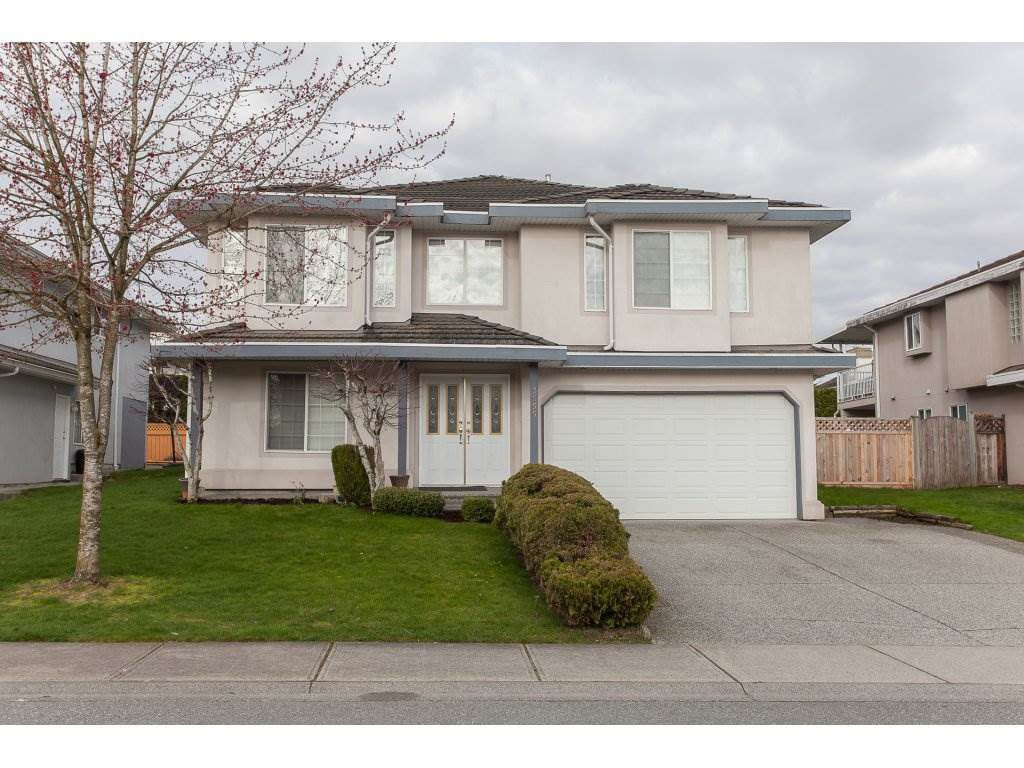 Main Photo: 3555 VIEWMOUNT Place in Abbotsford: Abbotsford West House for sale : MLS®# R2153060