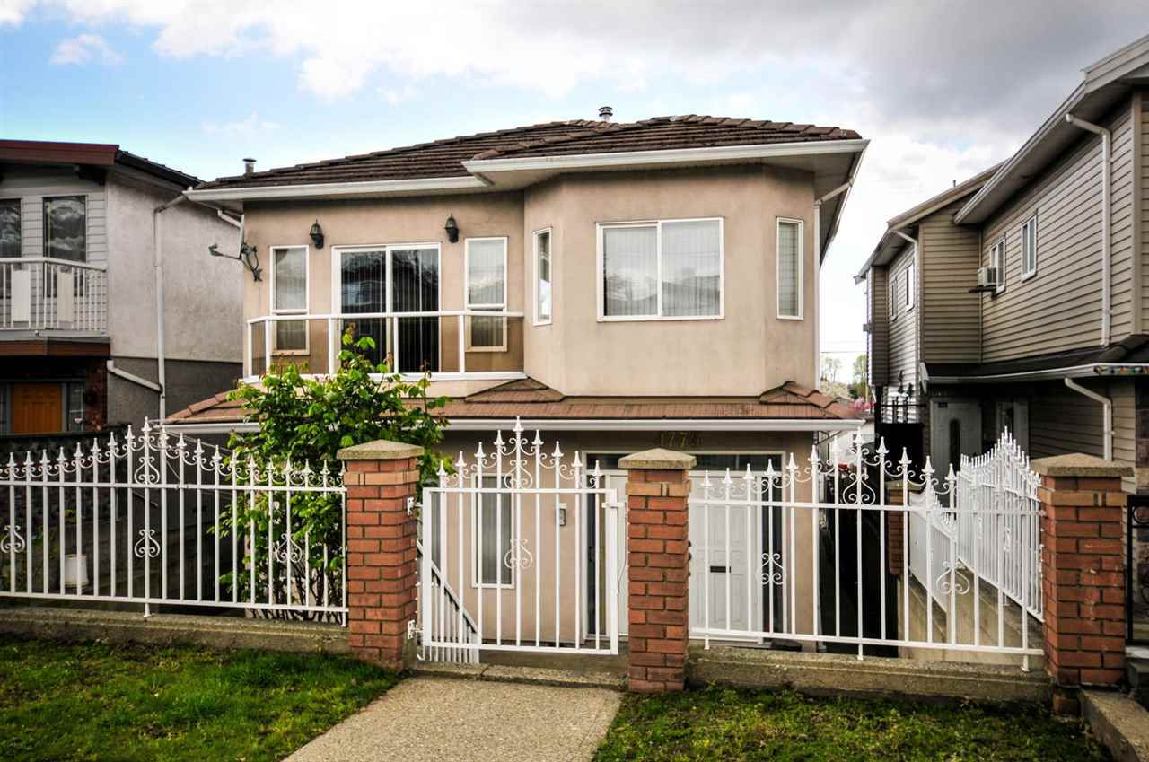 Main Photo: 4775 VICTORIA Drive in Vancouver: Victoria VE House for sale (Vancouver East)  : MLS®# R2161046