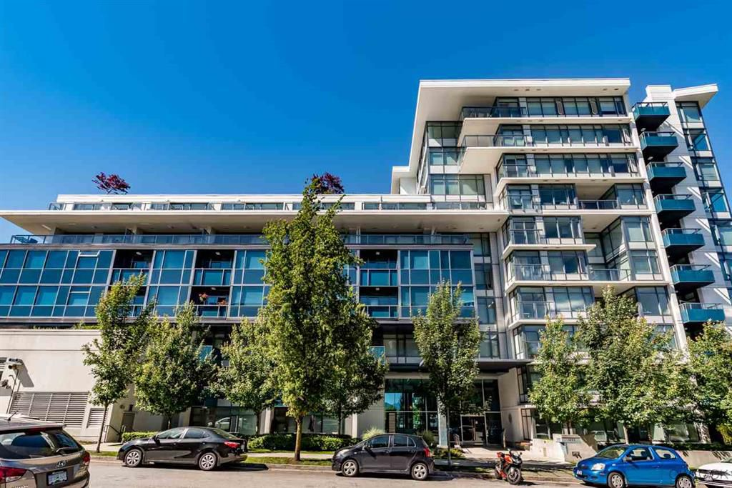 Main Photo: 809 1777 W 7th Ave in Vancouver: Fairview VW Condo  (Vancouver West)  : MLS®# R2182646
