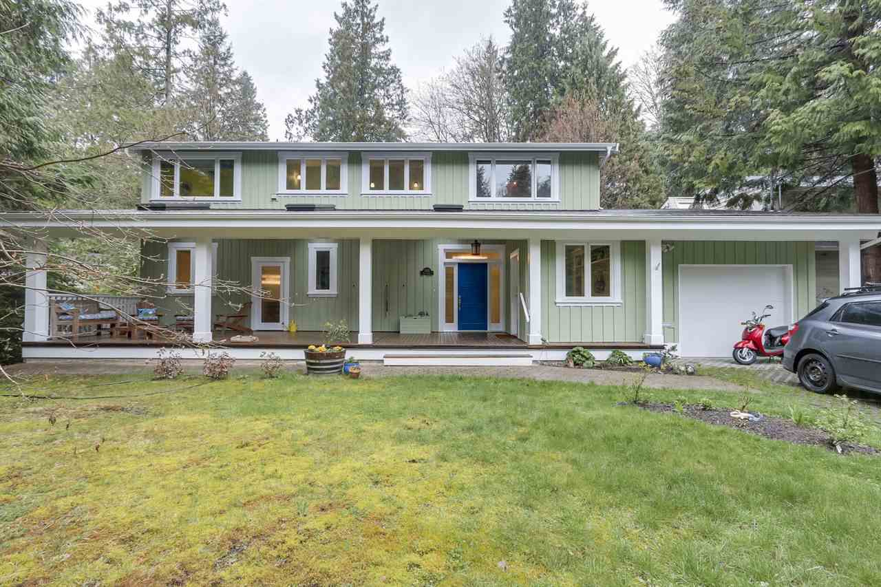 """Main Photo: 5615 KEITH Road in West Vancouver: Eagle Harbour House for sale in """"Eagle Harbour"""" : MLS®# R2254699"""