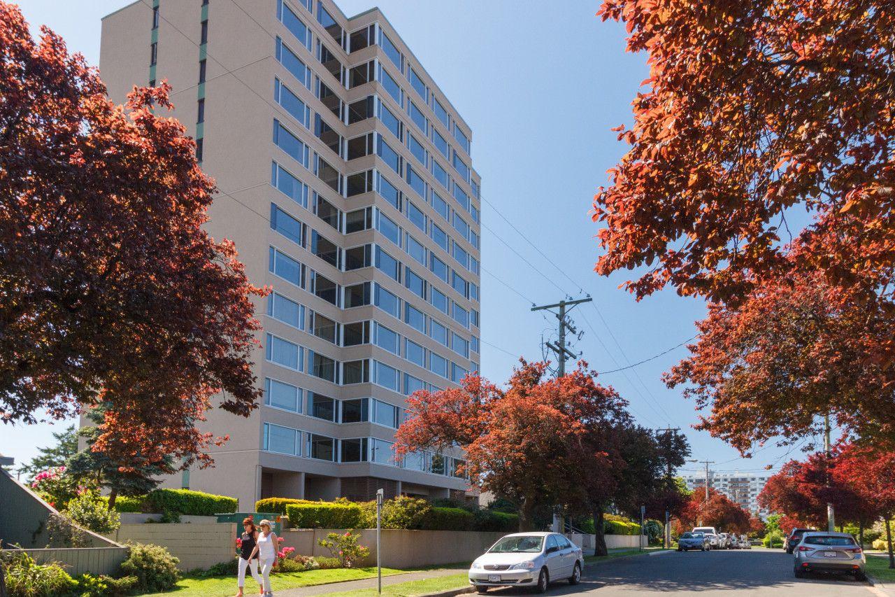 Main Photo: 203 139 Clarence Street in VICTORIA: Vi James Bay Condo Apartment for sale (Victoria)  : MLS®# 397117