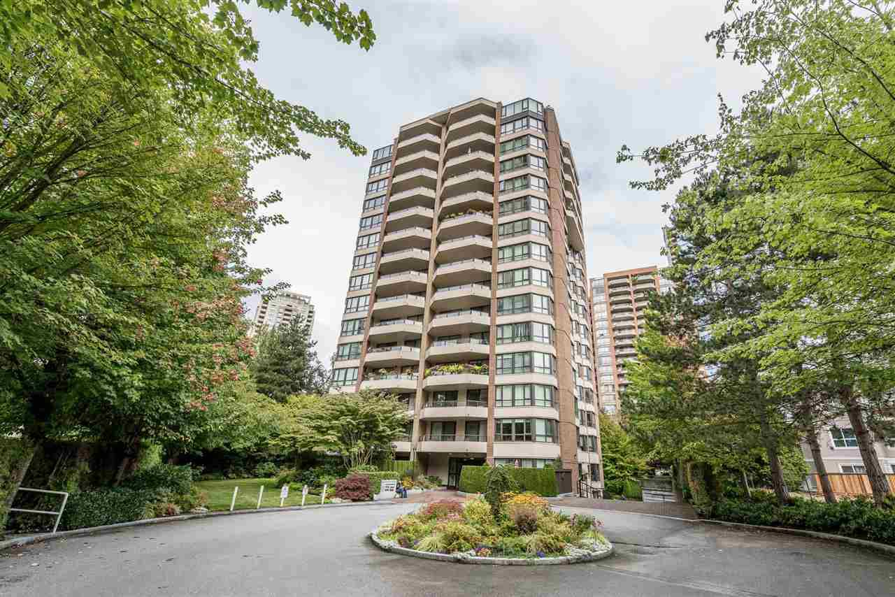 "Main Photo: 701 6152 KATHLEEN Avenue in Burnaby: Metrotown Condo for sale in ""EMBASSY"" (Burnaby South)  : MLS®# R2318855"
