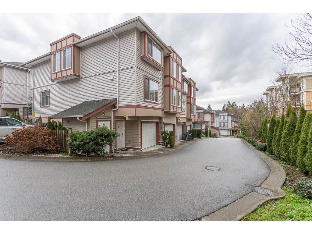 "Main Photo: 40 13899 LAUREL Drive in Surrey: Whalley Townhouse for sale in ""Emerald Gardens"" (North Surrey)  : MLS®# R2327944"